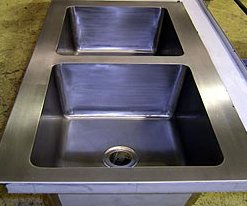 Allform31 - Benches, Splash backs & Sinks