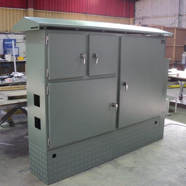 Electrical enclosure 600x600 - Custom Build Fabrication
