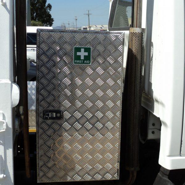 Aluminium Truck Box 600x600 - Toolboxes
