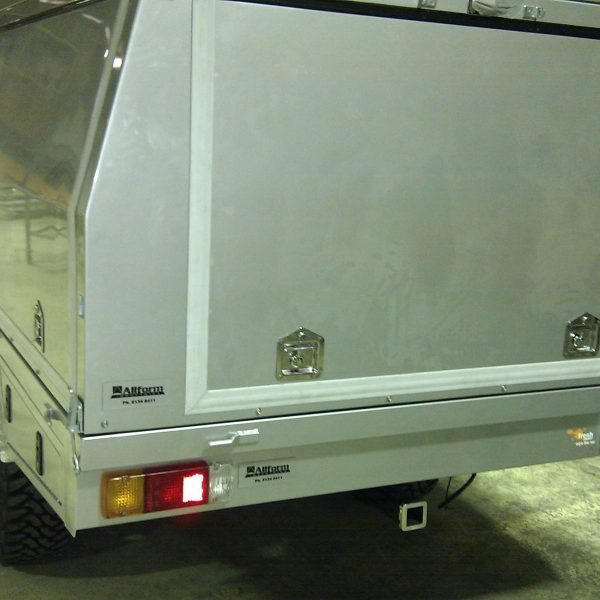 Custom Camper Tray and Pod boxes 11 600x600 - Canopies