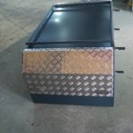 Custom storage box for camper van 1 150x150 - Gallery